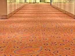 Brintons supplies Axminster carpets to Mumbai's prestigious T2 airport