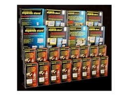 Brochure holders and displays from Brochure Display Systems