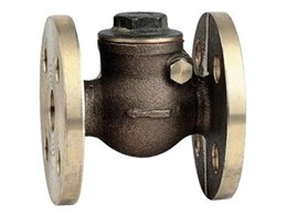 Bronze Swing Check Valves from All Valve Industries