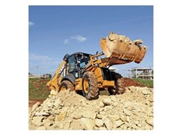 CASE Construction Equipment launch new Construction King Super T Series loader backhoes