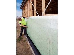 CSR Bradford Thermoseal boosts wall insulation performance