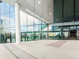 Construction Specialties help to strengthen the new Royal Adelaide Hospital
