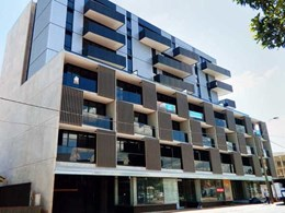 AFS LOGICWALL helps Oakleigh apartment builder put up walls quickly to meet deadlines