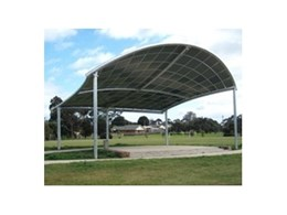 Cable net structures available from Structureflex Pacific