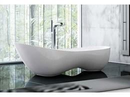 Cabrits free standing baths by Victoria + Albert now available from Just Bathroomware
