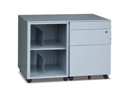 Caddy range mobile storage systems from Bosco Storage Solutions