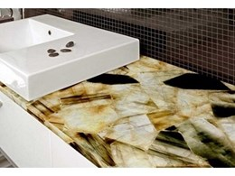 Caesarstone announces a new addition to the Concetto collection of semi precious stone surfaces