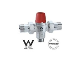 Caleffi Thermostatic Mixing Valve available from All Valve Industries