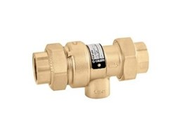 Caleffi vented dual check valves available from All Valve Industries