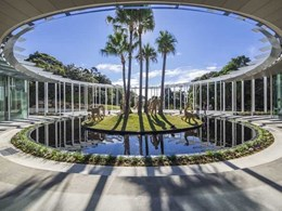 Gallery: PTW Architects graft new addition to Ken Woolley's Royal Botanic Gardens Sydney building