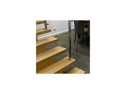 Cantilevered and floating stairs from S & A Stairs