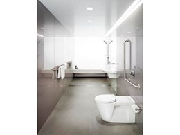 Caroma Dorf Offers Aged Care Bathroom Products for the Domestic Market