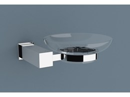 Caroma thinks outside the square with the new Quatro accessories range