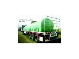 Cartage tanks