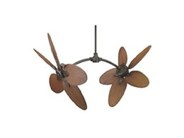 Caruso ceiling fans available from Universal Fans