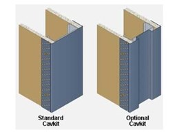 Cavkit trimless pocket doors available from Drywall Direct