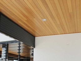 Cedar Sales enhances Western Red Cedar with new timber coating