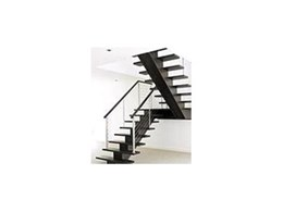 Centre Carriage Wire Stair from S & A Stairs