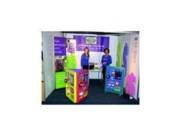 Child Friendly Solutions' Play Panels at Shopfit Expo