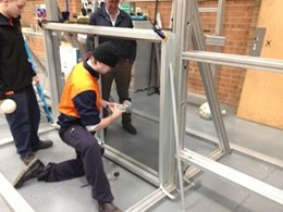 Child safety ensured with new EHI insect screens that meet NSW building regulations