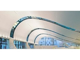 China Southern Glass Pty Ltd's curved tempered glass