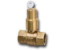 Cim Valve B12 lockable caps available from All Valve Industries