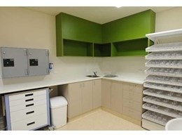 Clean utility rooms with Stor-Med's storage solutions
