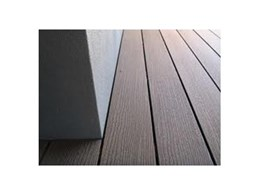 CleverDeck composite decking – sustainable and low maintenance