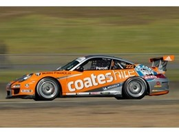 Coates Hire partners with the Race of Stars