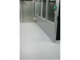 Colorex EC Plus, anti-static ESD flooring covering