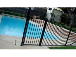 Combination Fencing from Dimension One Glass Fencing