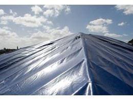 Commercial builders experience many benefits with tarpaulins hired from Tarp Hire