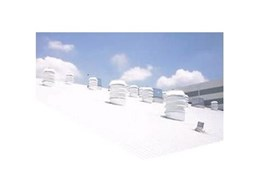 Commercial roof ventilation systems from Condor Ventilation