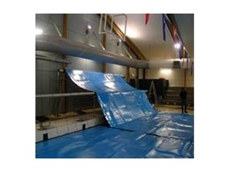 Commercial thermal pool covers from Sunbather