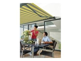 Compact 990 Folding Arm Awnings from Markilux