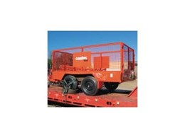Comprehensive range of trailers available for rent from Coates Hire