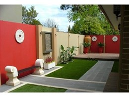 Contemporary residential walls from Modular Wall Systems