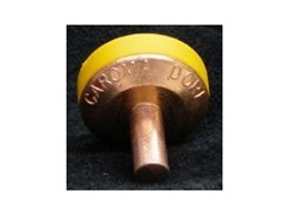 Copper jumper valves now featured in Caroma, Dorf and Irwell Tapware