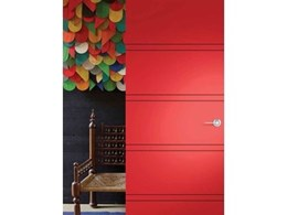 Corinthian Doors new Deco collection with 15 modern interior doors