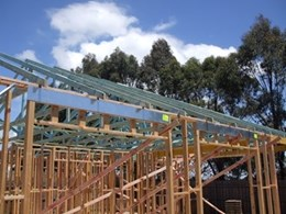 Cost effective pre-fabricated timber wall frames now available from Pryda Australia