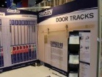 Cowdroy showcases weather seals and door tracks at 2016 Mitre 10 Expo