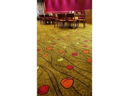 Custom Designed Carpets from Tascot Carpets for Doncaster Shopping Town Hotel Refurbishment Project
