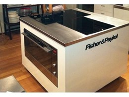 Custom kitchen appliances from Fisher & Paykel Appliances installed at two new cooking schools