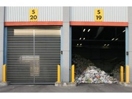 DMF International offer high speed doors for waste management