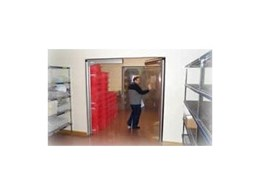 DMF International stocks Swingflex MK6 PVC swing doors