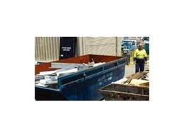 DORMA Australia recycle waste for sustainability