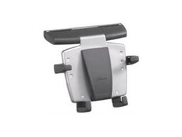 DVDock in-car headrest support for DVD players from Canohm