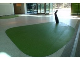 Dalsouple natural rubber provides fun non-slip flooring at the Royal Childrens' Hospital in Melbourne