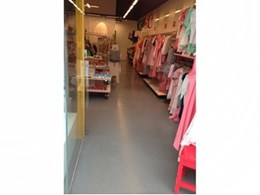 Dalsouple rubber flooring at Gumboots store still looking fantastic after 5 years