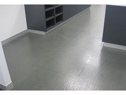 Dalsouple's rubber flooring comes in 50 shades of grey